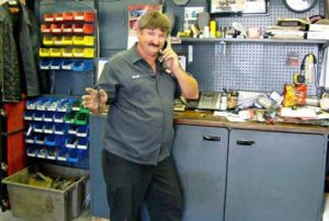 Brent is an ASE auto mechanic providing auto repair in Nashville, TN, engines, mufflers, tires and brakes, Hillsboro Village Auto Service does it all!