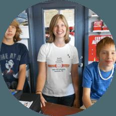 children at Auto Maintenance - Oil change, engine repair, mufflers, brakes service, automotive repair   Nashville, TN